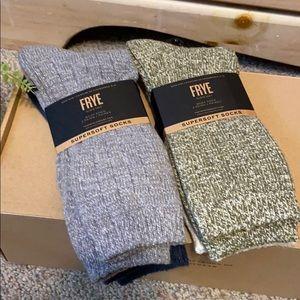 Frye Accessories - 🆕 Frye Sock Bundle